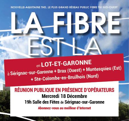 ABONNEMENT FIBRE, TOP DÉPART !
