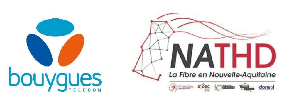 Bouygues Tel présent sur le réseau public fibre dans les Landes